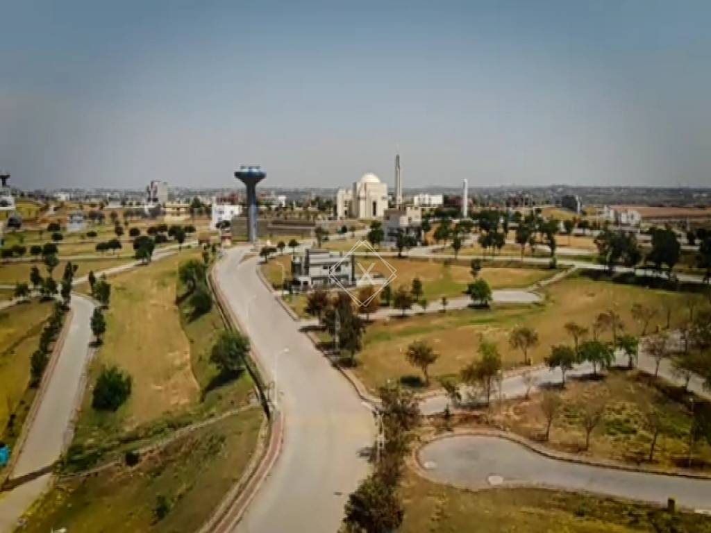 Plot For Sale In Dha 3 Serene City Near To Masjid